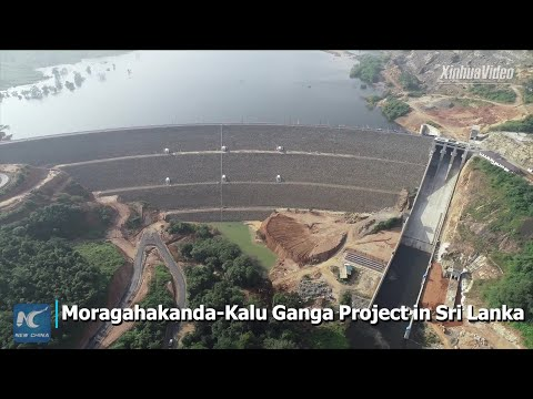 Chinese-built irrigation project helps Sri Lankan regional development