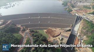 Baixar Chinese-built irrigation project helps Sri Lankan regional development