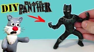 как сделать из пластилина супер героя
