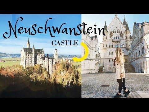 TRAVEL DIARY: Neuschwanstein Castle, Germany