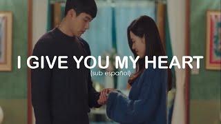 Download I Give You My Heart | IU | Crash Landing on You | OST part 11 | sub español