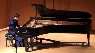Oxana Khramova - F. Chopin, Nocturne Op. 32 no. 1, B major