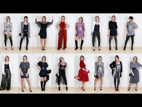 20 LOOKS PARA NOCHEBUENA Y NOCHEVIEJA - (Christmas Outfits) - 2018/2019 - Merche Gutiérrez