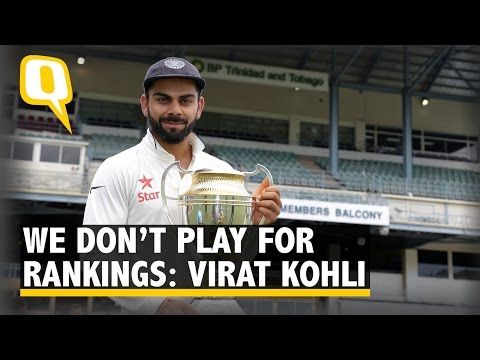 The Quint: Virat Kohli Speaks About His Bowlers, ICC Rankings and More