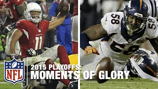 2015 Playoffs: Moments of Glory   NFL