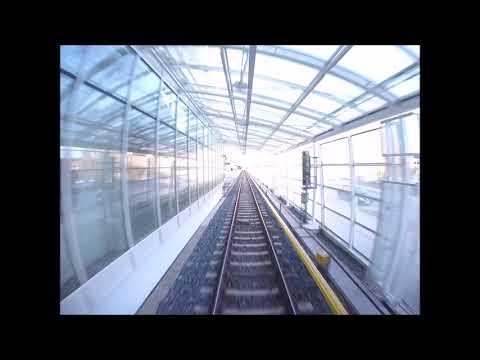 Helsinki Metro/Länsimetro. Ohjaamovideo. Vuosaari-Matinkylä. Mellunmäki-Itäkeskus.