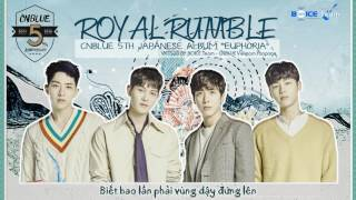[Vietsub][FMV] CNBLUE - ROYAL RUMBLE {BOICE Team} MP3