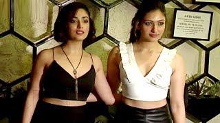Yami Gautam With Her Beautiful Sister Surilie Gautam
