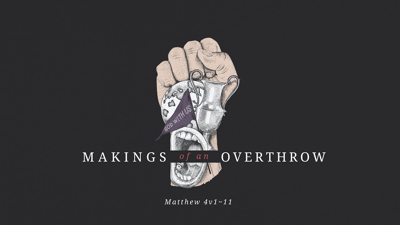 Makings Of An Overthrow Pt3 | The Overcomer Cover Image