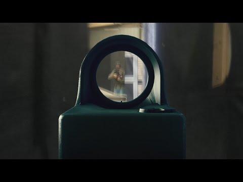 Airsoft Helenaveen - CQB indoor + outdoor (mobius 12mm lens)
