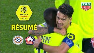 Montpellier Hérault SC - LOSC ( 0-1 ) - Résumé - (MHSC - LOSC) / 2018-19