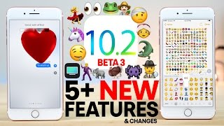 iOS 10.2 Beta 3 Released! Full Review With Over 5 New Features & Changes! New iMessage Effect, Emoji Tweak & More! iOS 10.2 Beta 2 Review HERE: ...