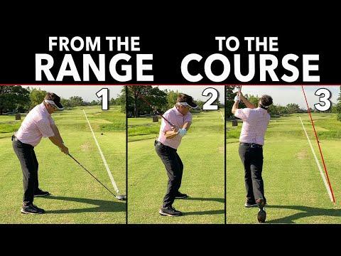Become a Golf Robot