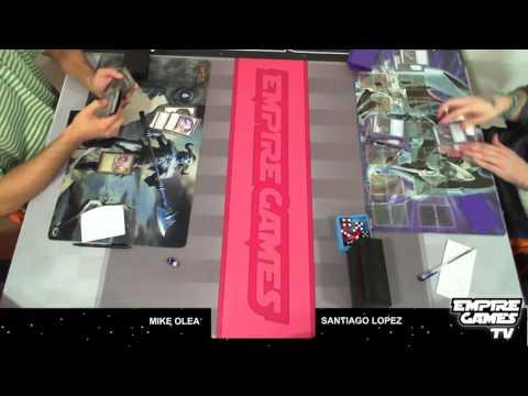2º Torneo Modern Empire Games - Ronda 9 - (Semifinales) Santiago Lopez Vs Miguel Olea Ariza