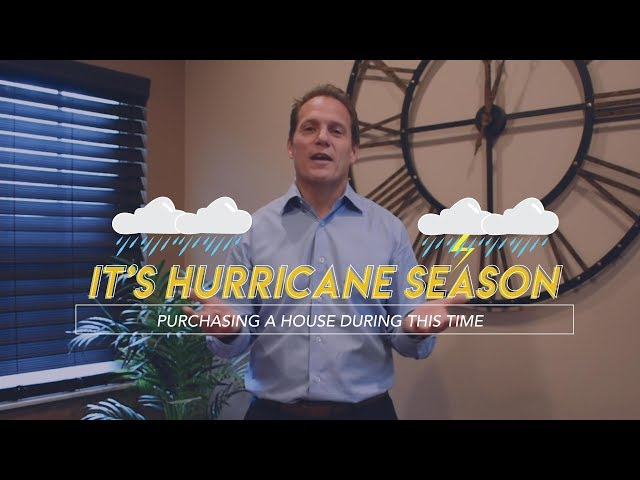 Firm Facts ✅: Closing Loans During Hurricane Season ⛈️