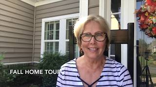 2018 Fall Home Tour���