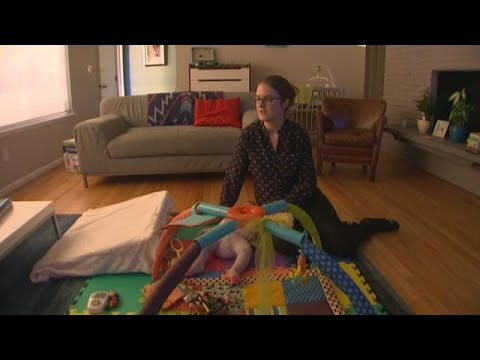 Seattle mom describes baby's sudden paralysis, known as AFM