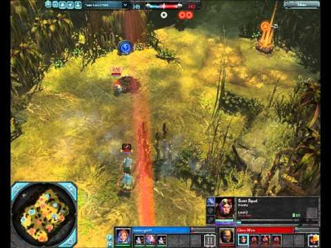 Dawn of War 2 Retribution Tournament, Game 1 |