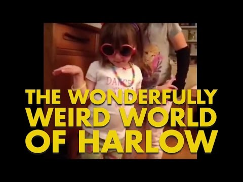 The Wonderfully Weird World of Harlow