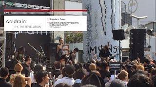 【HD 高音質】coldrain LIVE 新宿3DAYSジャック