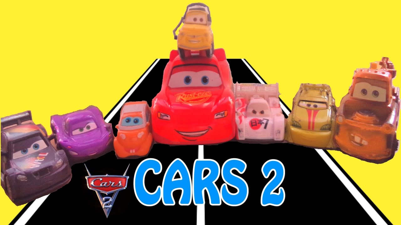 cars 2 deutsch kinder auto film cars toys spielzeuge autos cars film deutsch youtube. Black Bedroom Furniture Sets. Home Design Ideas