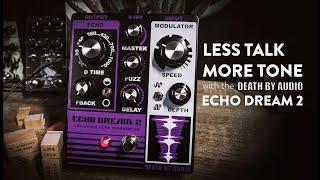 Death By Audio Echo Dream 2 Demo