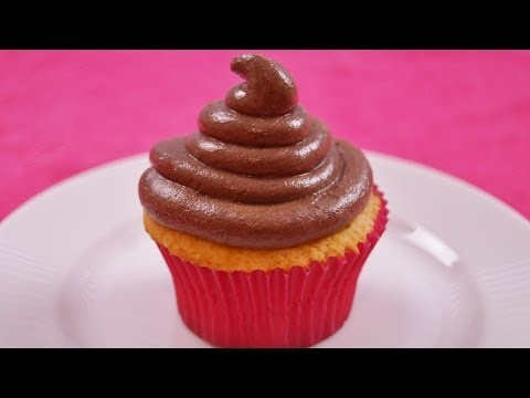 How To Make Vanilla Cupcakes From Scratch! Mom's Vanilla Cupcakes Recipe - Dishin With Di # 126