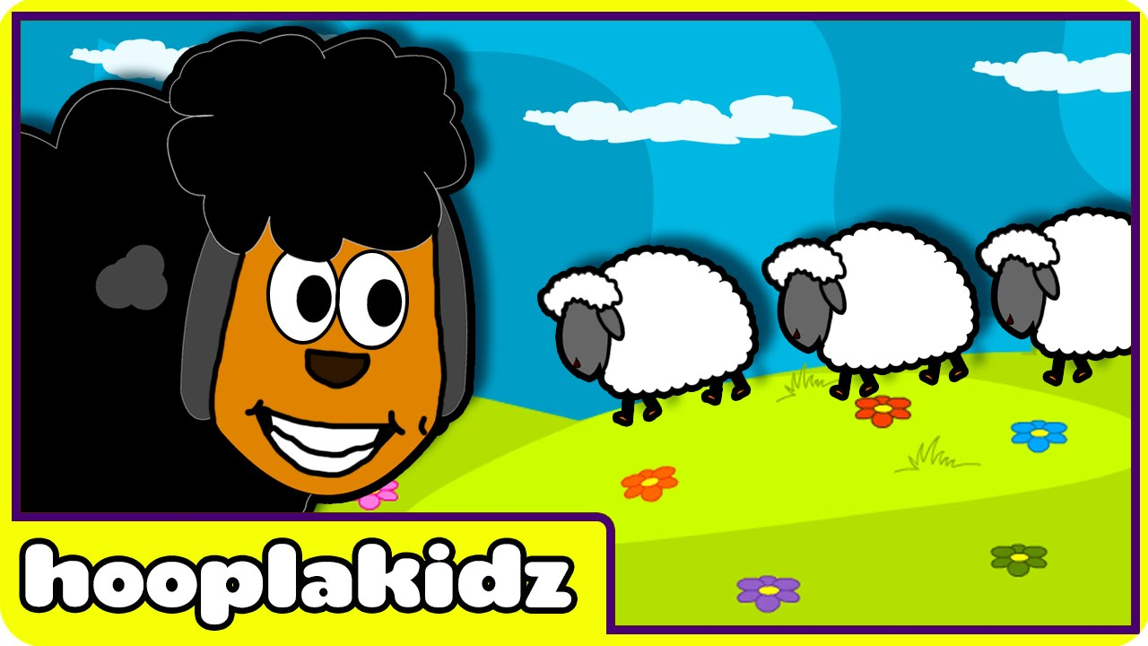 Baa Baa Black Sheep and More Nursery Rhymes Collection by ...