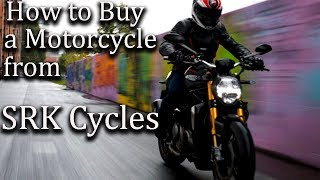 How to buy from SRK Cycles.com