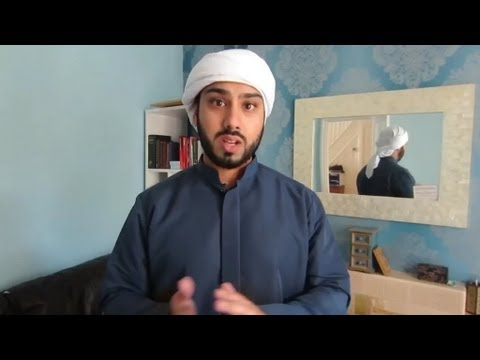 How To Tie Arabic Scarf Emirati Gulf Style Headgear, Shemagh.