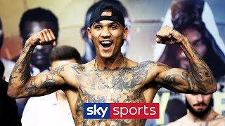LIVE WEIGH-IN! | JD NXTGEN | Conor Benn v Jussi Koivula, Ted Cheeseman v Kieron Conway & more 🥊