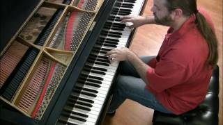THE ENTERTAINER by Scott Joplin | arranged and performed by Cory Hall