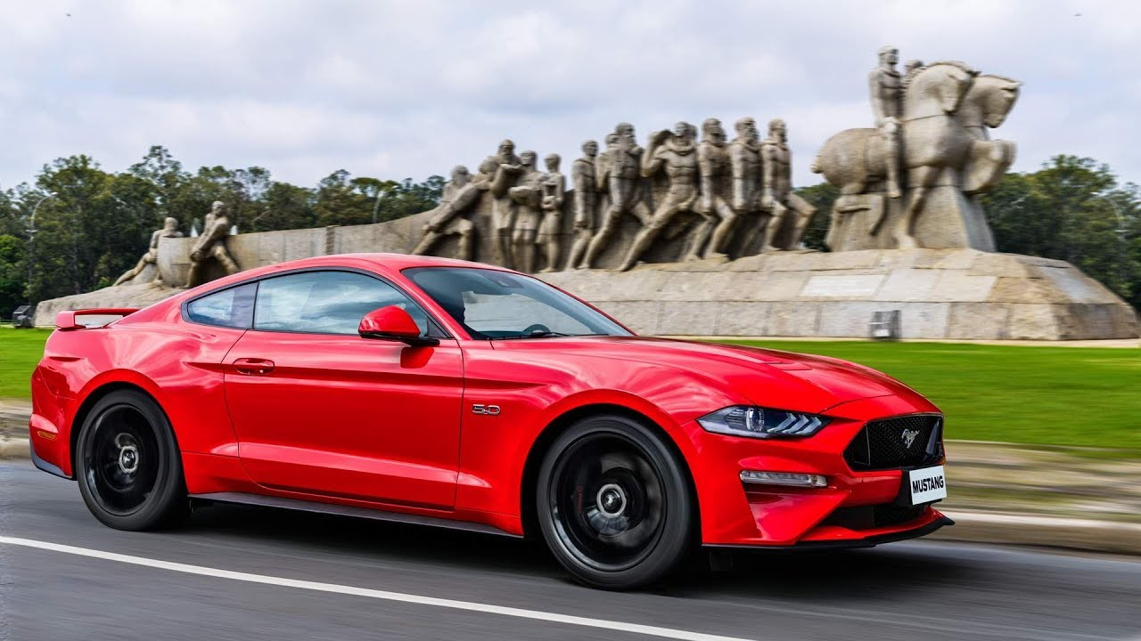 2018 Valor Ford Mustang