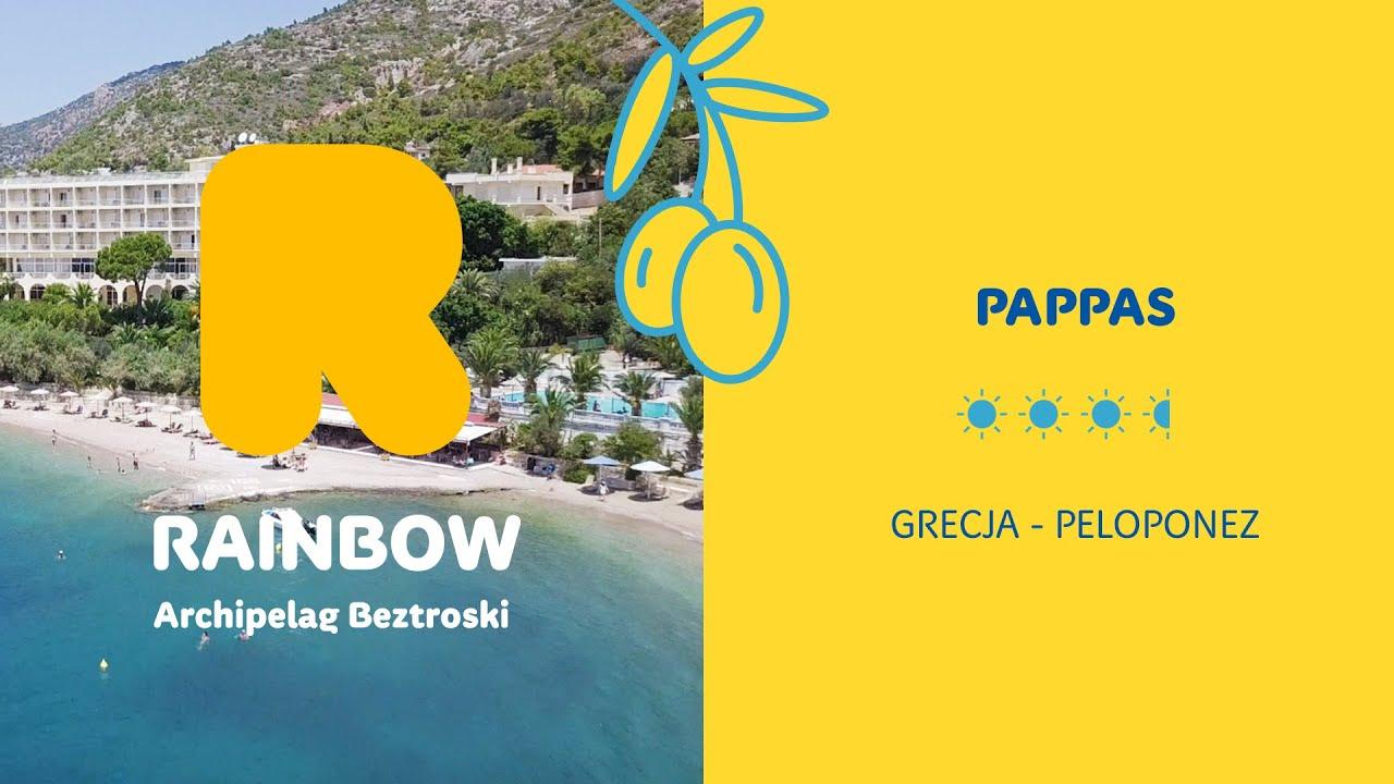 Pappas - Grecja, Peloponez z Rainbow!