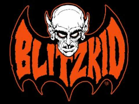Blitzkid  Love like blood