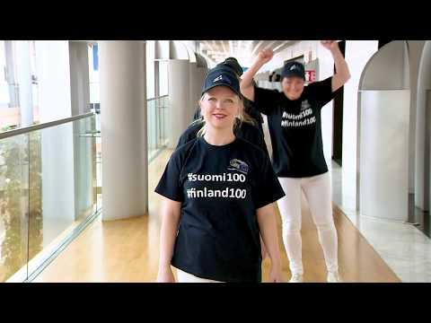 Koko Suomi tanssii - Euroopan parlamentin suomen tulkit / European Parliament Finnish interpreters