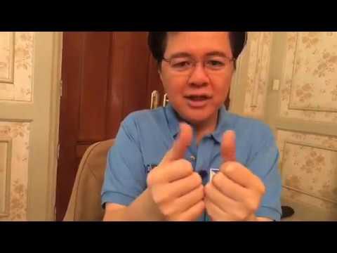 Arthritis, Gout, Sakit sa Kamay at Katawan, Tamang Paglakad -  ni Doc Willie at Liza Ong #361