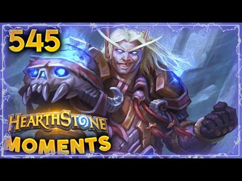 It's fun...It's interactive... It's... | Hearthstone Daily Moments Ep. 545