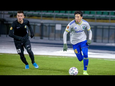 Zhetysu Kaspiy Match Highlights