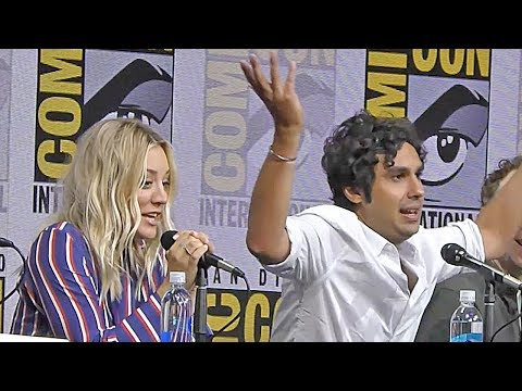 Big Bang Theory  Soft Kitty  The cast, crew and Hall H sing the Soft Kitty Song