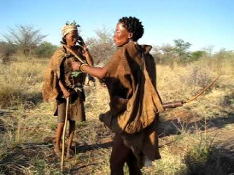 San Women of the Kalahari - Ghanzi Botswana