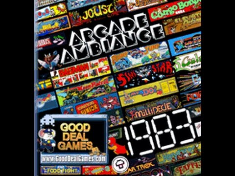 Arcade Ambience 1983 (Arcade sounds) - Andy Hofle