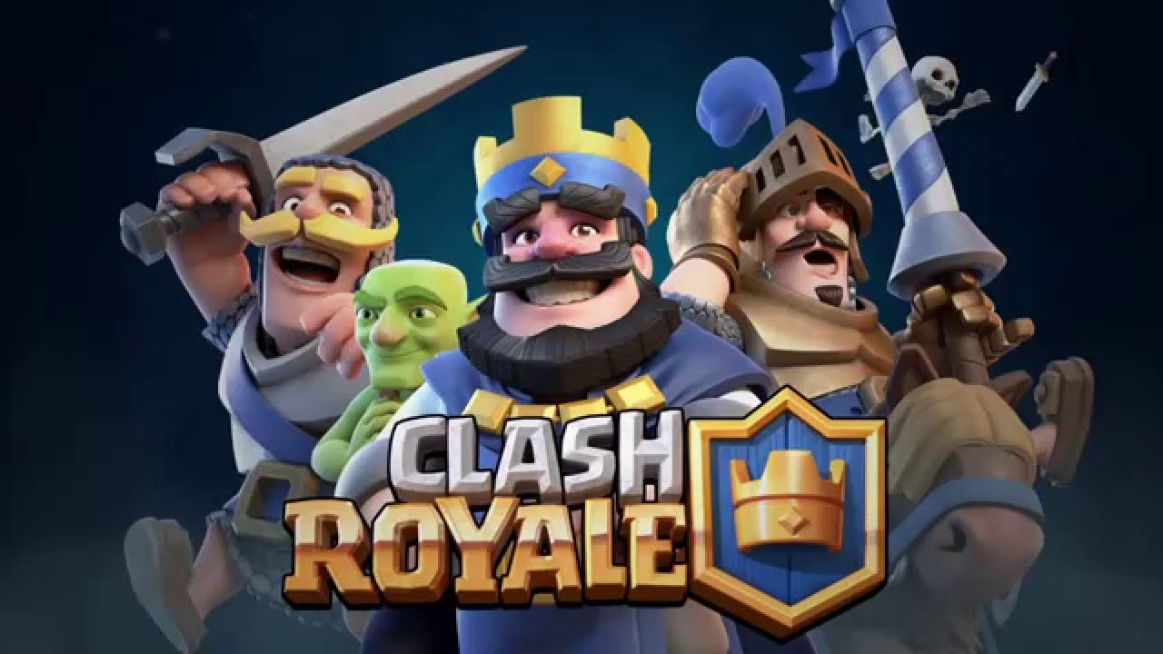 download Clash Royale v 1.2.3 APK Terbaru Free no Pre-register