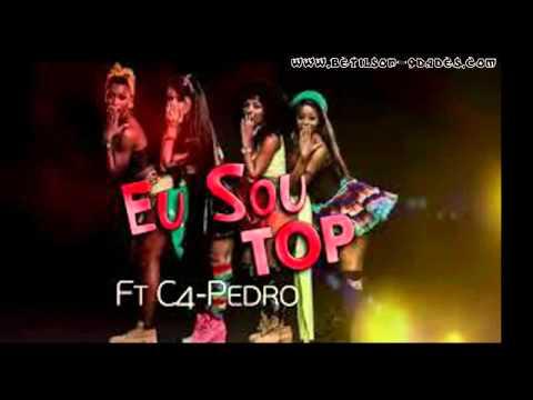 Afrikanas feat  C4 Pedro   Eu Sou Top (Zouk) Official Audio