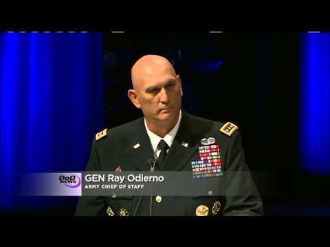 Memorial Honors General Killed in Afghanistan