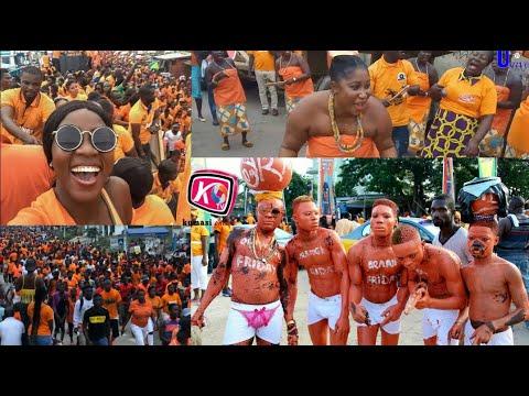 Oguaa Fetu Festival - Orange Friday(Cape Coast)