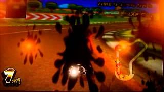 Mario kart amazing race