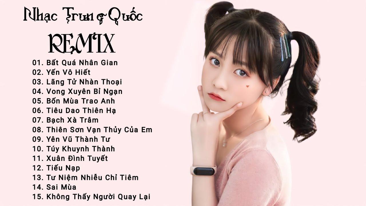 Chinese DJ 2021 ♫ LK Nhạc Tik Tok Trung Quốc Remix Hay Nhất Hiện Nay @XM Music