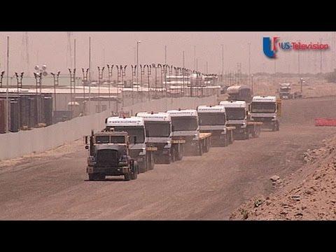 US Television - Kuwait (Al-Hamadah Logistics)