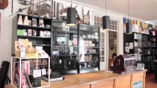 Marno Sørensen / Musical Instrument Store / Copenhagen / Vintage & Rare
